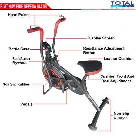 Sepeda Fitness PLATINUM BIKE 1 detailed_platinumbike