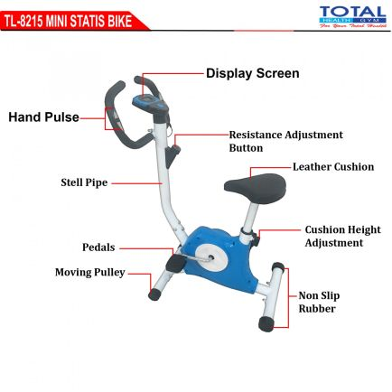 Sepeda Fitness TL-8215  1 detailed_tl_8215