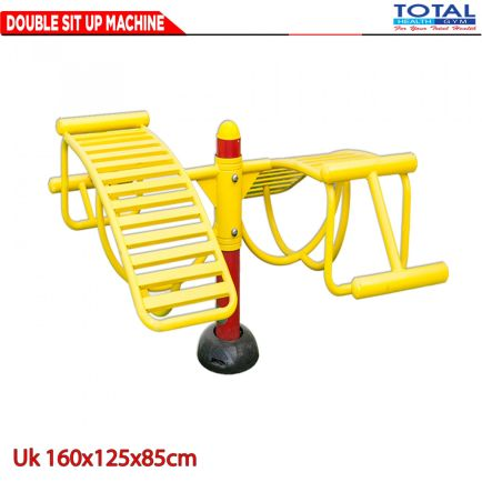 Total Fitness Outdoor DOUBLE SIT UP MACHINE 1 dobble_situp_machine