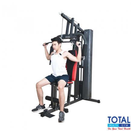 Home Gym TL-HG008 HOMEGYM TOTAL 1 SISI WITH COVER BEBAN 50Kg 7 model6